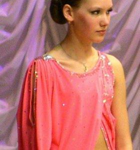 Платье для бальных танцев!!!