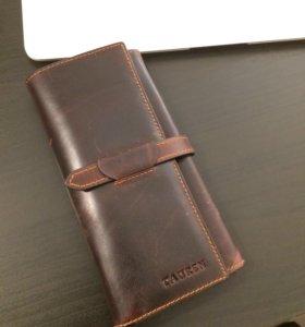 Портмоне (кошелёк). Кожа. Новый