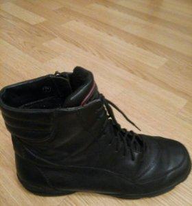 Ботинки демисезонные 37-38