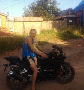 Мотоцикл Фалкон
