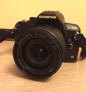 Фотоаппарат Olympus E420