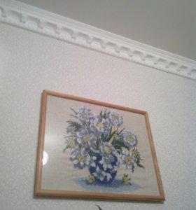 """Картина """" Цветы в вазе"""""""