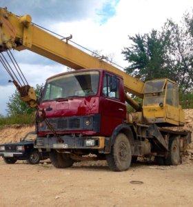 Автокран МАЗ КС3571