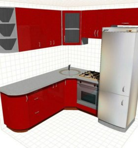 Кухня встроеная