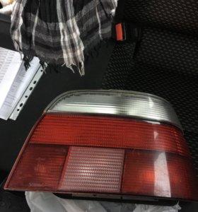 Габариты BMW e39