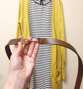 Сэт: платье+кардиган