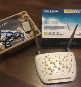 Беспроводной маршрутизатор TP-LINK TD-W8961ND
