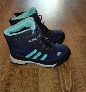 Подростковые ботинки, зима