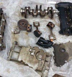 Запчасти двигателя Форд, Мазда 2.0 145л.с