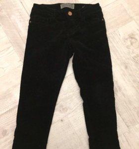 Штаны Zara 3-4 года 104 см в идеале