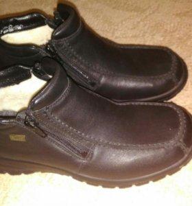 Ботинки Рикер