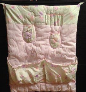 Карман на кроватку Piccolino