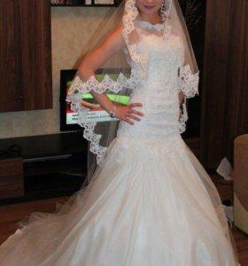 Свадебное платье👰🏻