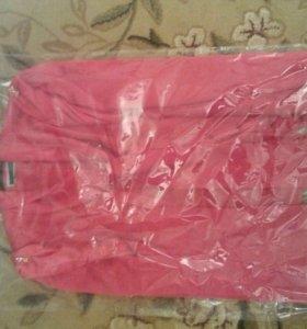 Розовая блузка размер 38-40 5000 французская