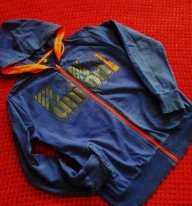Куртка толстовка спортивная