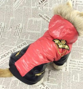 Курточка на собак мелких пород