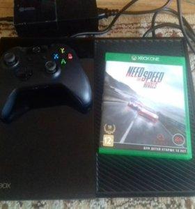 Xbox One 500 Gb 5C5-00015(новая)обмен не интересен