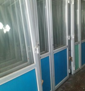 Двери межкомнатные и пластиковые