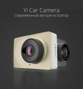 Авторегистратор Xiaomi Yi Car DVR