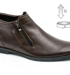 Мужские ботинки 42р.