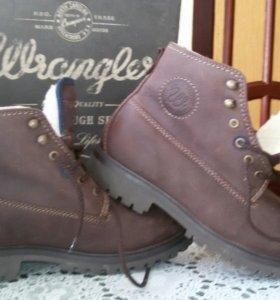 Ботинки Wrangler 42-43 размер