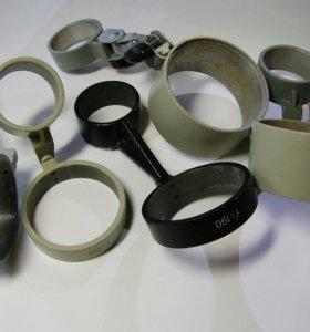 Кронштейны осветителя микроскопа МБС-10, новые