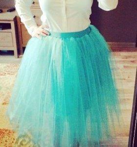 Фатиновая юбка новая
