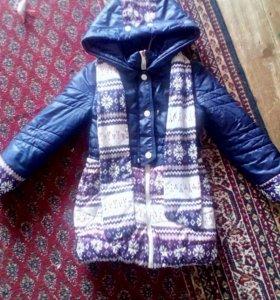 Продам курточку осень- весна