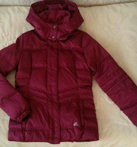 Куртка демисезонная женская Адидас