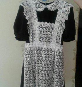 Платье школьников