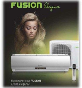 Сплит система Кондиционер Fusion FC12-wnha