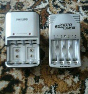 Продам зарядное устройство заряд батарейки