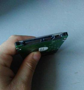 жесткий диск на ноут Hdd 750gb
