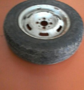 Колесо на запаску безкамерка