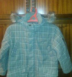 Куртка демисезонная 134