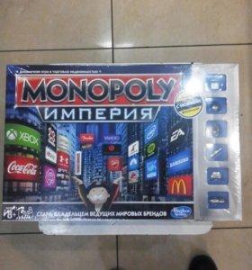"""Экономическую игру """"Монополия"""""""