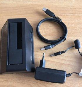 Переносная Станция для жестких дисков( ноут+)