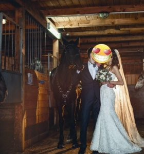 Свадебное платье lorange