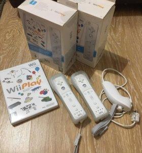 Контроллер Nintendo wii , нунчак