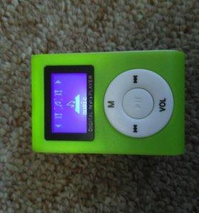 MP3-плеер ( новый )