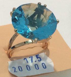 Золотое кольцо 585 пробы!