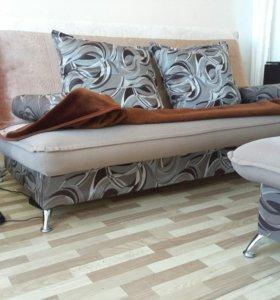 Диван кресло пуф подушки