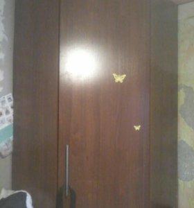 2 шкафа и стенка