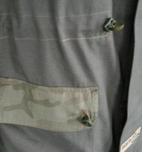 куртка мужская Парка. демисезонная.