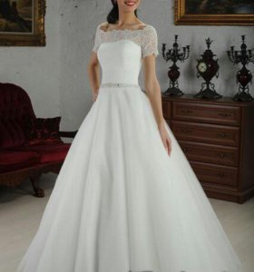 Свадебное платье Шенен Розали