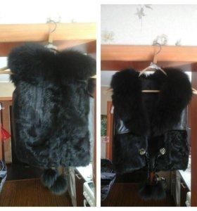 Шубки и курточки на заказ!