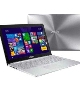 Ноутбук ASUS ZenBook Pro, UX501JW-FJ192T
