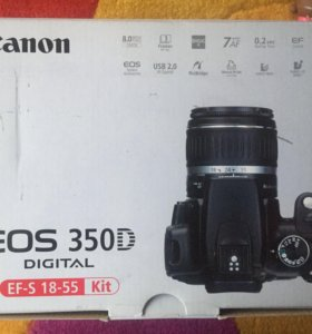 Canon EOS 350D Digital EF-S 18-55 Kit