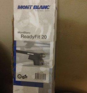 Багажник Mont Blanc Ready Fit 20 новый!!!