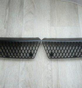 Решетка радиатора на Mitsubishi Lancer 9